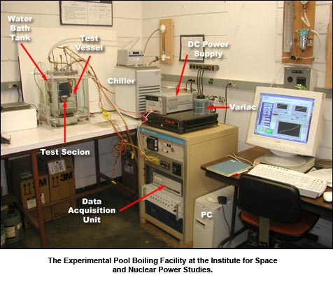 Isnps Testing Facilities And Equipment The University Of